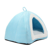 Warm Folding Storage Teddy Yurt Pet House - KB ALL ABOUT SERVICEZ