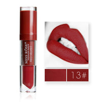 Miss Rose Liquid Lipstick Waterproof Long Lasting Lips Makeup Lipstick Matte Easy to Wear Nutritious - KB ALL ABOUT SERVICEZ