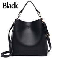 Women Messenger Bags  Handbags Composite Bags Hobo Luxury Designer Ladies Shoulder Tote Bag Large capacity Bucket Bags - KB ALL ABOUT SERVICEZ