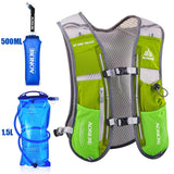 1.5L Bag   500ml Kettle Running Backpack Outdoor Sports Trail Racing Hiking Marathon Fitness Hydration Vest Pack - KB ALL ABOUT SERVICEZ