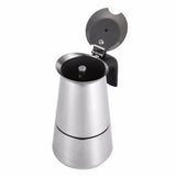 Moka Espresso Coffee Maker Pot Stovetop Tool  Coffee Machine - KB ALL ABOUT SERVICEZ