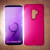 Light Glow Phone Case For galaxy S9 Plus Case Photo Fill Light Artifact For Samsung S9 S8 plus Selfie Mobile Shell - KB ALL ABOUT SERVICEZ