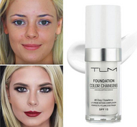 30ml TLM Color Changing Liquid Foundation Makeup Change To Your Skin Tone By Just Blending - KB ALL ABOUT SERVICEZ