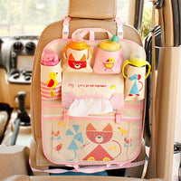 Cartoon diaper baby bag for mom, Car Seat Organizer Thermal Insulated, bolsas maternidade para bebe - KB ALL ABOUT SERVICEZ