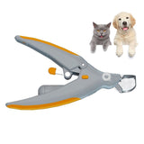 Professional Dog Nail Clippers Peti Care Illuminated Pet Cat Dog Nail Grinder with LED Light and 5X Magnification Claw Shears - KB ALL ABOUT SERVICEZ