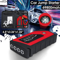 Autoleade 69800mAh 12V Car Jump Starter Emergency Starting Device 4USB LED Light Mobile Power Bank Car Charger Battery Booster - KB ALL ABOUT SERVICEZ