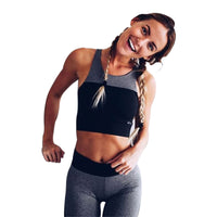 Casual Sporting Tracksuit Women 2 Piece Set Fitness Clothes Workout Sportswear For Female - KB ALL ABOUT SERVICEZ