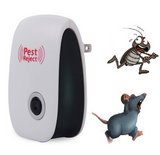 Electronic Pest Repeller Ultrasonic Rejector Mouse Mosquito Rat Mouse Repellent Anti Mosquito Repeller killer - KB ALL ABOUT SERVICEZ