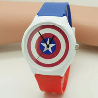 Avengers: Age of Ultron watch sports watches couple gifts men Relogio Feminino women military watch - KB ALL ABOUT SERVICEZ