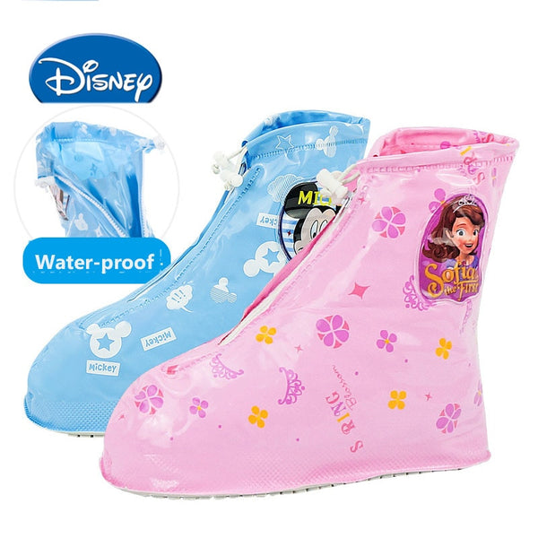 Disney Water-proof  Water Shoes Children Rainboots - KB ALL ABOUT SERVICEZ