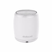 dodocool Loudspeaker Bluetooth Speaker Portable Stereo Handsfree Music Square Box Mini Wireless Speaker for Compute Phone PC - KB ALL ABOUT SERVICEZ