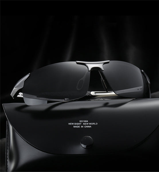 Polarized Sunglasses Men - KB ALL ABOUT SERVICEZ
