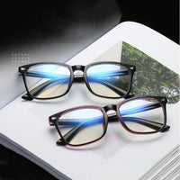 Anti blue rays computer Glasses Men Blue Light Coating Gaming Glasses for computer protection eye Retro Spectacles Women - KB ALL ABOUT SERVICEZ