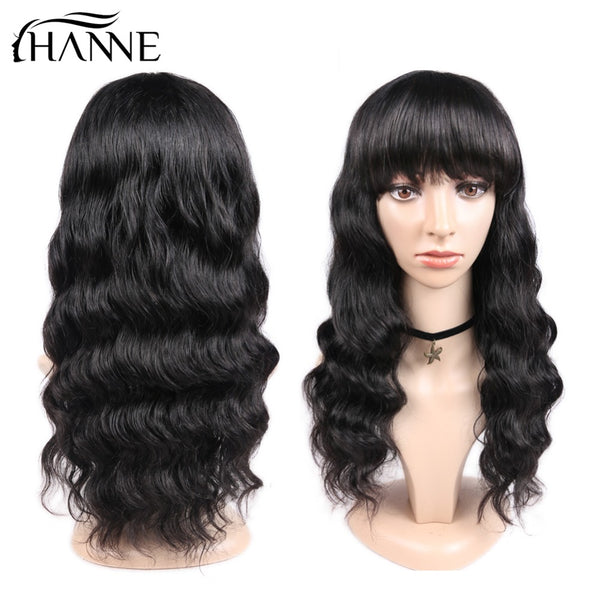 100% Human Hair Loose Deep Wave Wigs - KB ALL ABOUT SERVICEZ