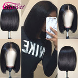 Short Bob Wigs Lace Closure Wig Human Hair - KB ALL ABOUT SERVICEZ