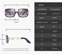 JASPEER Women Classic Sunglasses Brand Lady Fishing Sun glasses Alloy Frame Outdoor Sport Driving UV400 Eyewear - KB ALL ABOUT SERVICEZ
