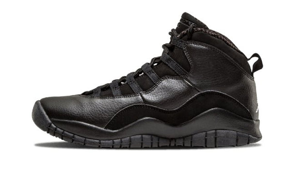 Mens Shoes Nike Air Jordan 10 Retro black - KB ALL ABOUT SERVICEZ