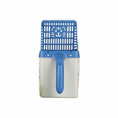 Neater Litter Genie Scooper Cat Litter Sifter Scoop System Kitty Litter Scooper with Extra Waste Bags by Neater Litter Scooper - KB ALL ABOUT SERVICEZ