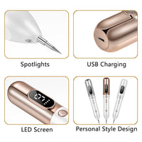Newest Laser Plasma Pen Mole Tattoo Freckle Wart Tag Removal Pen Dark Spot Remover For Face LCD Skin Care Tools Beauty Machine - KB ALL ABOUT SERVICEZ
