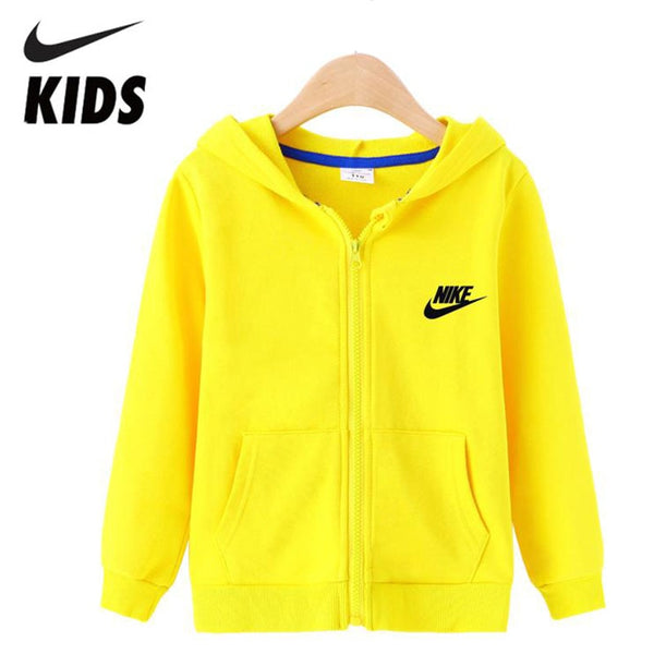 Nike Kids Sports Cotton Hoodies Children - KB ALL ABOUT SERVICEZ