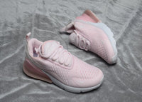Nike Air Max 270 Pink White Womens Running Shoes - KB ALL ABOUT SERVICEZ
