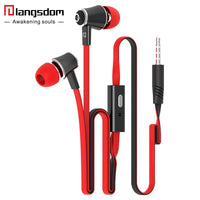 JM21 Colorful In-ear Earphone Headphones Hifi Earphones Low Headphones High Quality Earphones For MP3 Phone - KB ALL ABOUT SERVICEZ