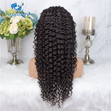 Brazilian Kinky Curly Lace Front Human Hair Wigs - KB ALL ABOUT SERVICEZ