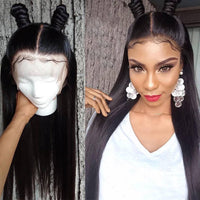 Lace Front Wig Straight - KB ALL ABOUT SERVICEZ