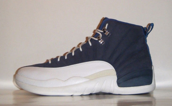 "Cheap Nike Air Jordan 12 Men's ""International Flight"" Navy Blue - KB ALL ABOUT SERVICEZ"