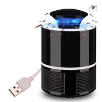 Electric Mosquito Killer Lamp LED Bug Zapper Anti Mosquito Killer Lamp Insect Trap Lamp Killer Home Living Room Pest Control - KB ALL ABOUT SERVICEZ