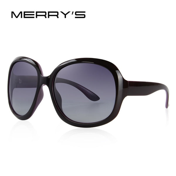 MERRYS DESIGN Women Retro Polarized Sunglasses Lady Driving Sun Glasses 100% UV Protection S6036 - KB ALL ABOUT SERVICEZ