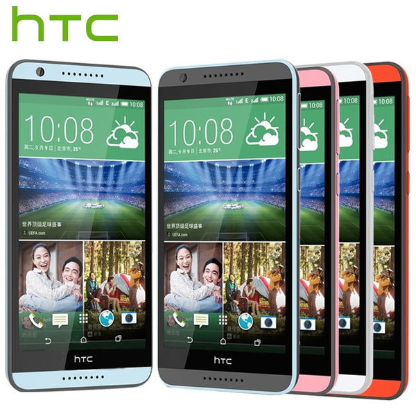 Original Brand New HTC Desire 820 D820u 4G LTE Mobile phone Otca Core 2GB RAM 16GB ROM 5.5 inch 13MP 1280x720 Android Cell Phone - KB ALL ABOUT SERVICEZ