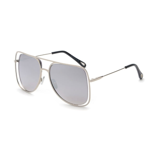 Women Hollow Sun Glasses Female Unisex Metal Oculos UV400 xx079 - KB ALL ABOUT SERVICEZ