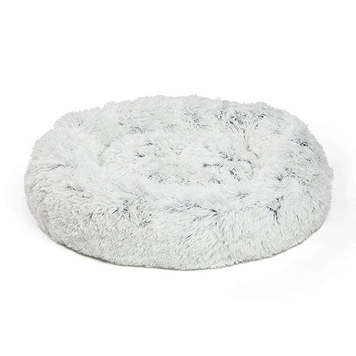 Warm Fleece Dog Bed 5 Sizes Round Pet Lounger Cushion For Small Medium Large Dogs & Cat Winter Dog Kennel Puppy Mat Pet Bed - KB ALL ABOUT SERVICEZ