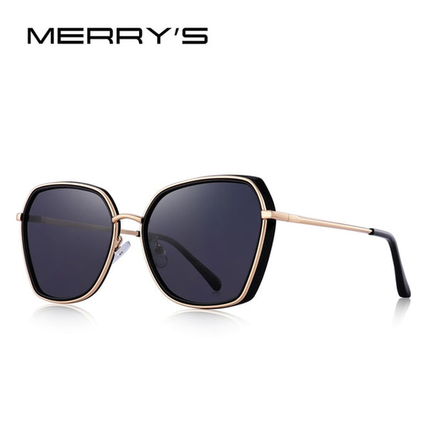 MERRYS DESIGN Women Polarized Sunglasses Fashion Ladies Luxury Brand Trending Sun glasses UV400 Protection S6338 - KB ALL ABOUT SERVICEZ