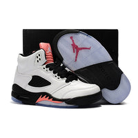 Children Basketball  Sneaker AIR US JORDAN Red Blue suede Metallic Silver White Cement Shoes - KB ALL ABOUT SERVICEZ