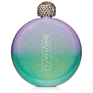 Glitter Flask by BruMate