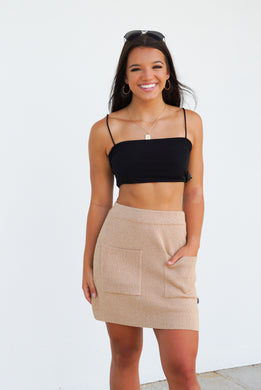 Blair Corduroy Skirt