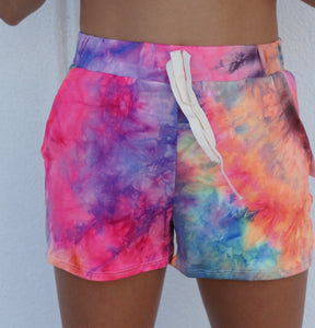 Travel Vibes Shorts