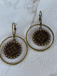 Large LV Hoops