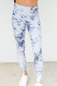 Tie Dye Dare-Devil Leggings