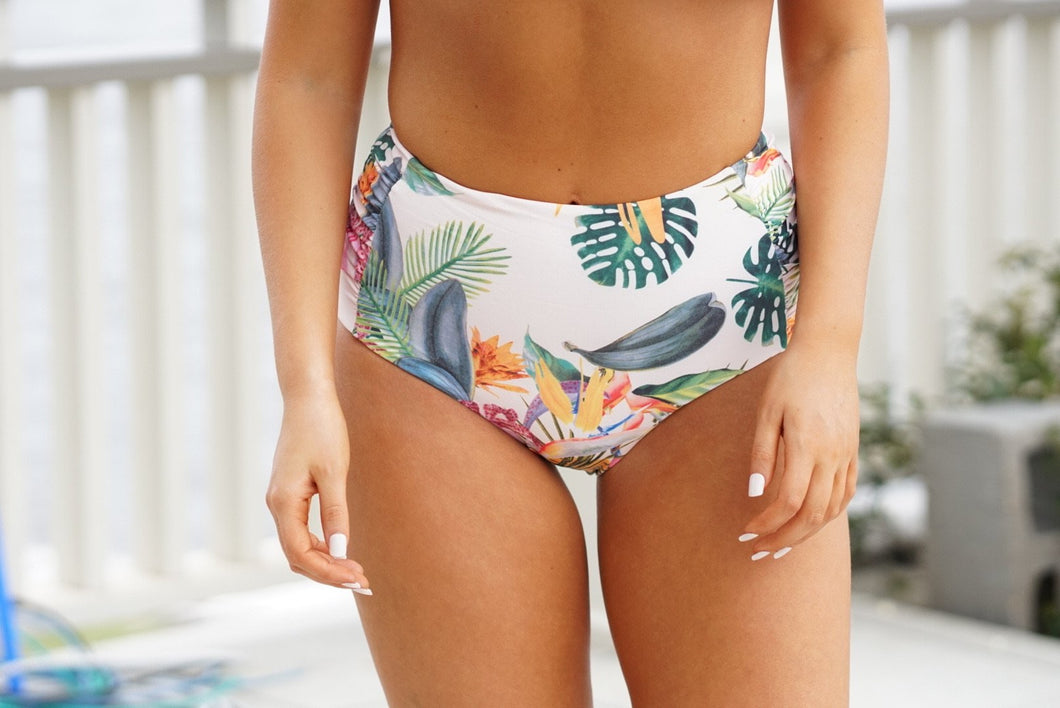 Franny Floral Swimmie Bottom