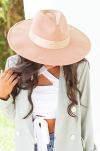 Livia Wide Brim Hat