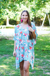 Tropical Getaway Tunic or Dress