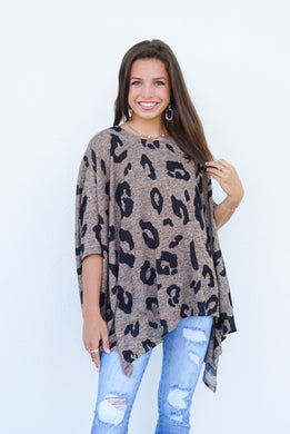 Dream Chaser Leopard Top