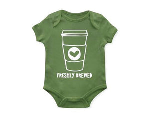 Freshly Brewed Onesie