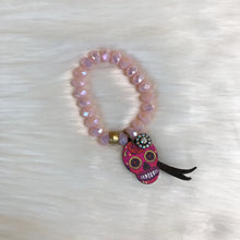 Load image into Gallery viewer, Sugar Skull Bracelet