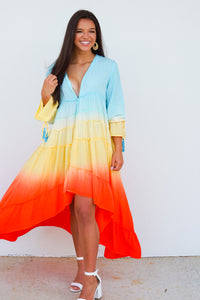 Sunday Ombre Dress