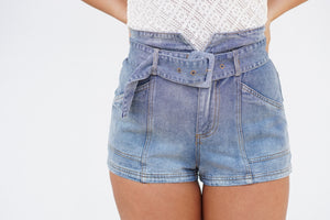 Take Me Downtown Jean Shorts