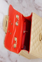 Load image into Gallery viewer, Girly Girl Gold Repurposed LV Purse